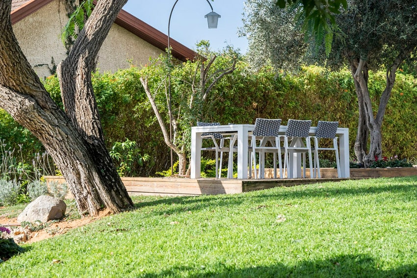 גינה מעוצבת - ואטרו אדריכלות נוף